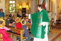 Parteneriat şcoală - biserică