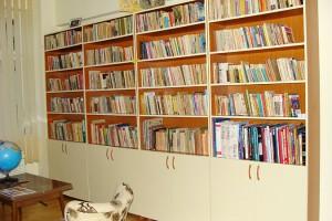 Bibliotecă şcoală
