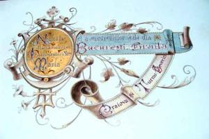 Notiţe din memoriul Institutului Sfânta Maria